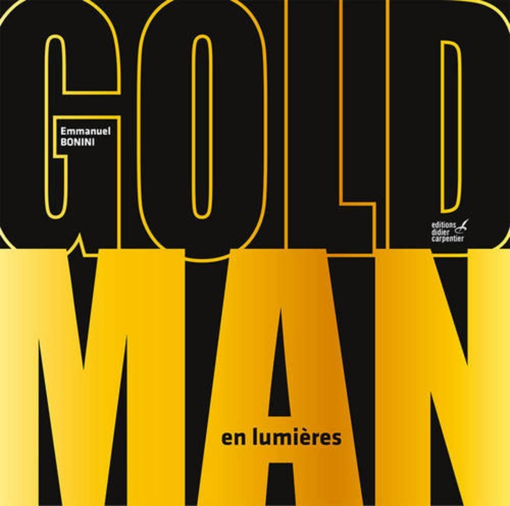 « Goldman en lumières », un nouveau livre consacré à Jean-Jacques Goldman