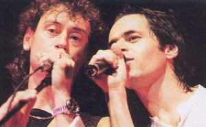 Michael Jones & Jean-Jacques Goldman