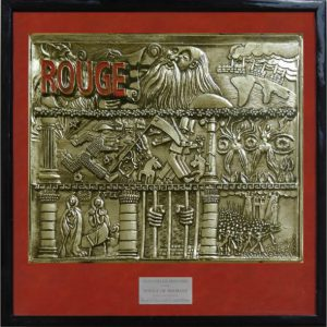Jean-Jacques Goldman – Disque de diamant pour l'album «Rouge»