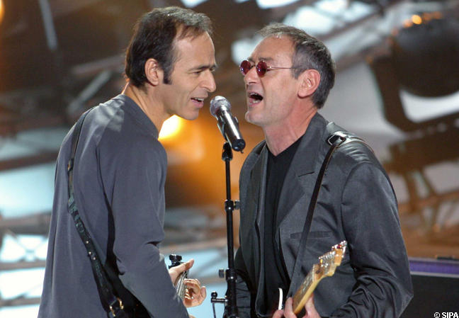 Jean-Jacques Goldman et Michael Jones en duo sur France Bleu
