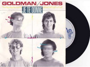 Goldman / Jones – Je te donne