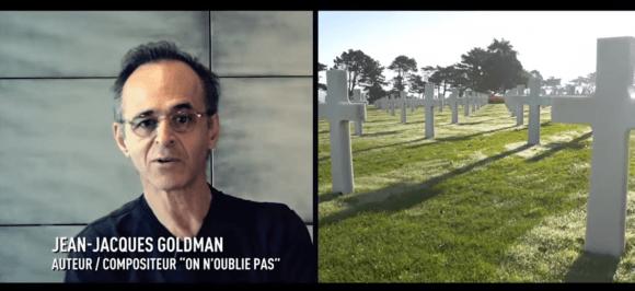 """Jean-Jacques Goldman - """"Un Été 44"""""""