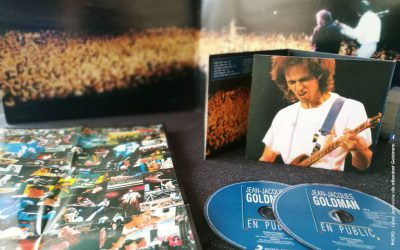 Des disques de Jean-Jacques Goldman réédités dans des versions plus complètes