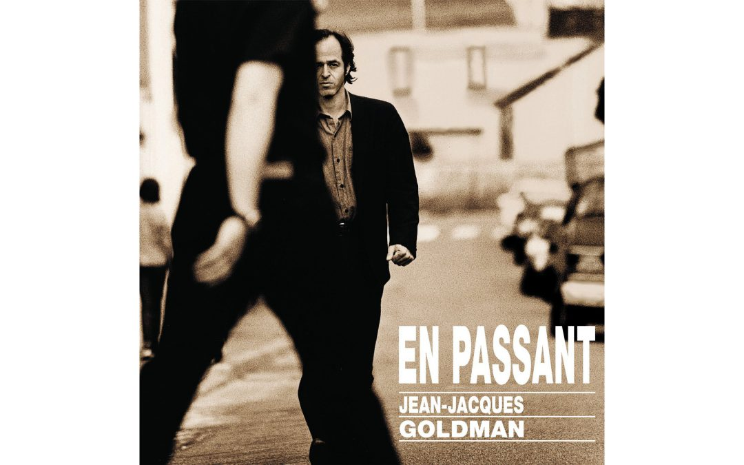 « En passant » de Jean-Jacques Goldman édité en Double Vinyle pour les 20 ans de l'album