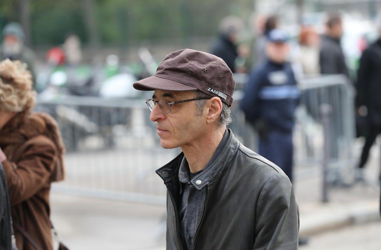 Jean-Jacques Goldman. LP/Arnaud Journois